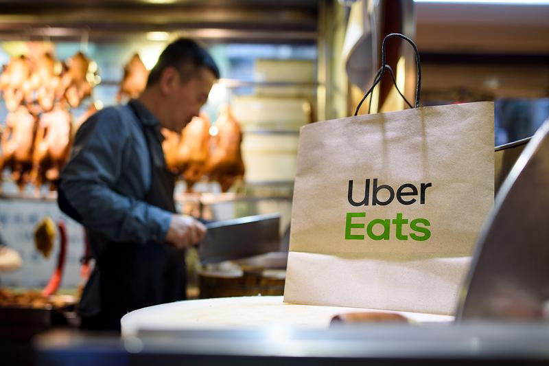 Uber Eats Unveils Food Delivery Drone Design Service Travel Meal App Technology