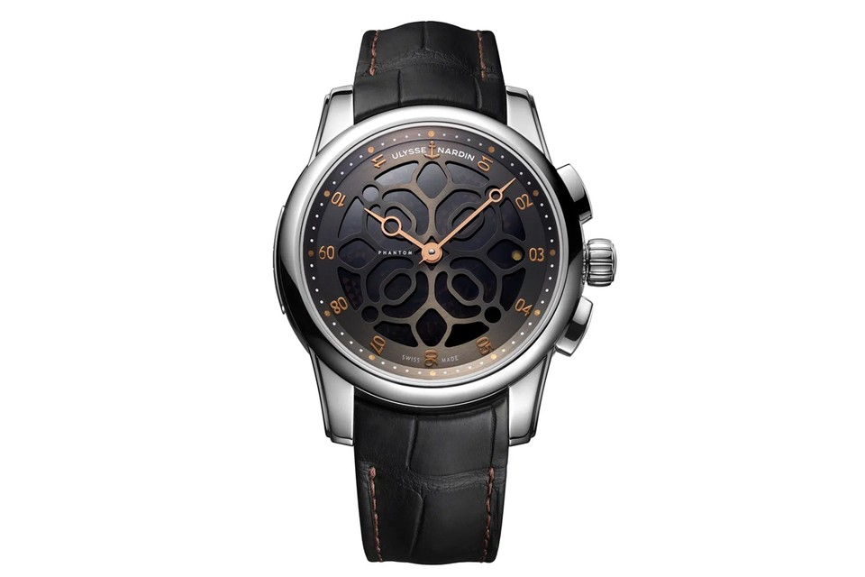 Ulysse Nardin and Devialet Come Together For an Innovative Sound-Engineered Timepiece