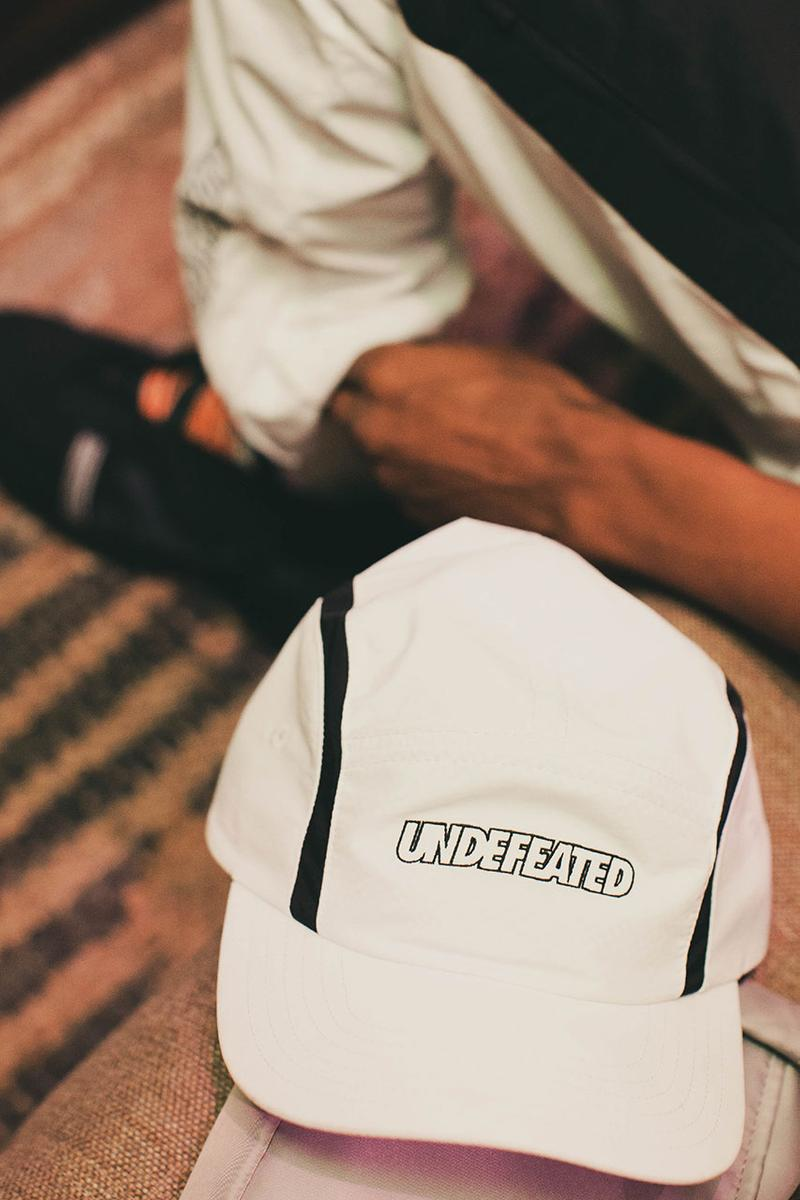 UNDEFEATED Holiday 2019 Collection Editorial fall winter marcus peters model polartec thermalite october 25 buy drop info release date