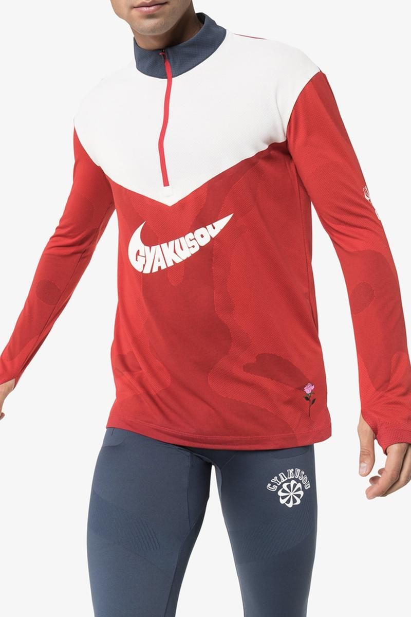 UNDERCOVER Nike GYAKUSOU Capsule Jun Takahashi GYAKUSOU WENT THE DISTANCE Swoosh sneakers footwear running gear pegasus 36 trail