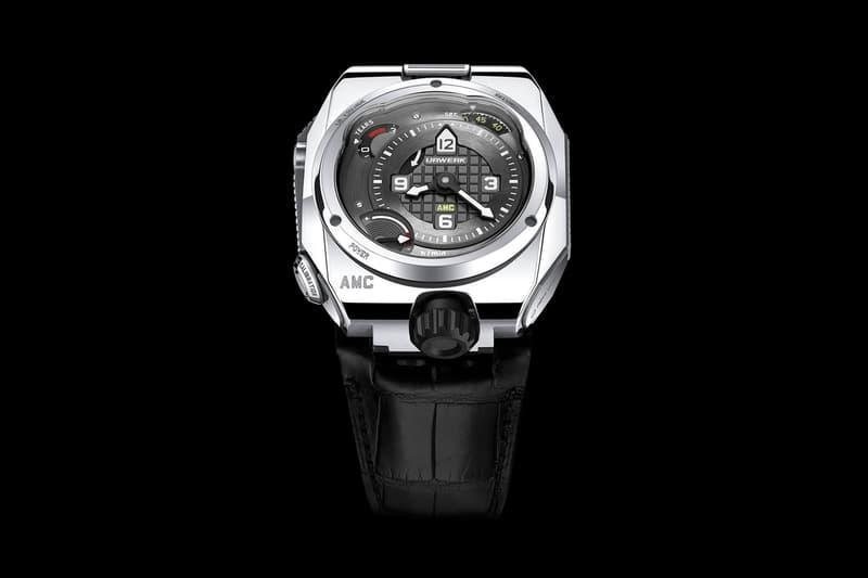 Urwerk AMC Phillips Auction News Swiss watch auctions