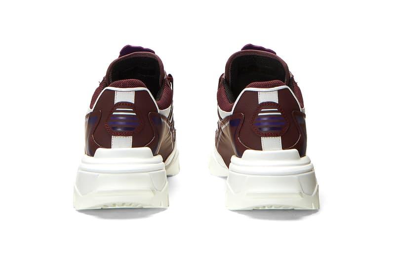 Valentino x UNDERCOVER Climbers Sneakers Release jun junio jun takahashi