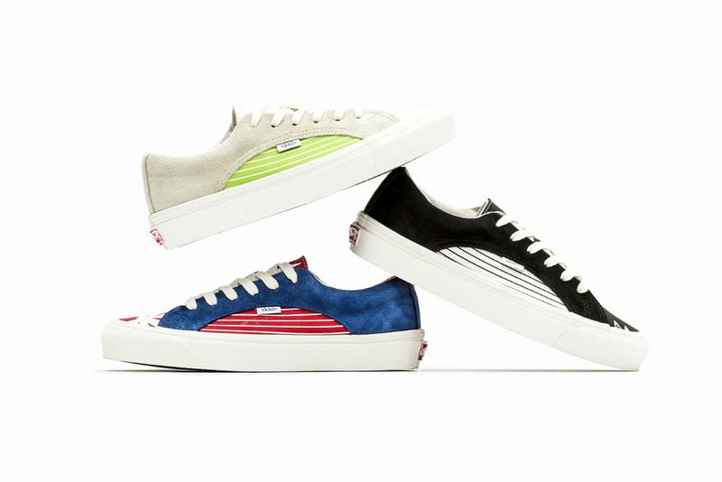 Vans Vault OG Lampin LX Pack black white green purple blue red fall winter 2019 october buy price true racing cost overcast lime footwear sneakers shoes marshmallow