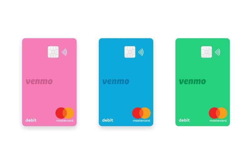 Venmo Debit Card mastercard paypal june 2018 launch