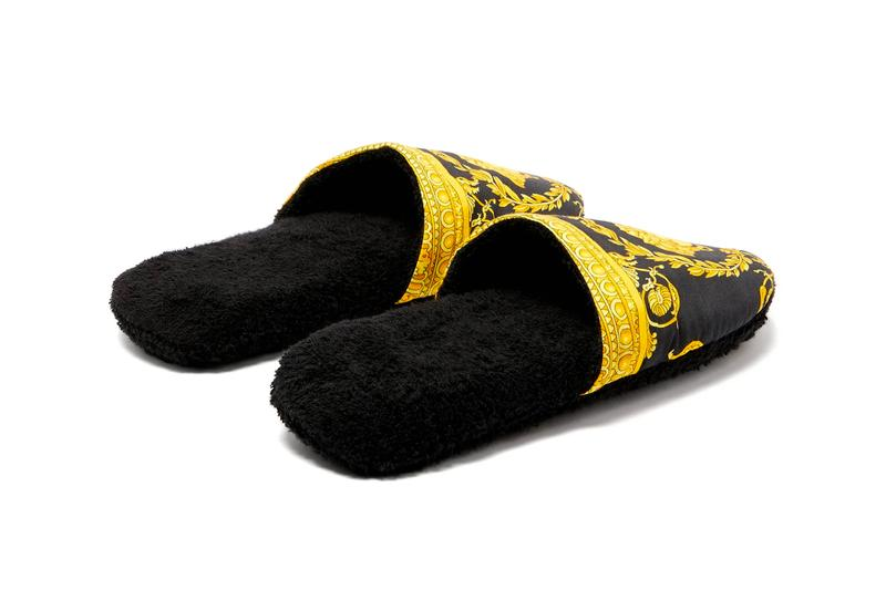 Versace Baroque Slippers release where to buy price 2019
