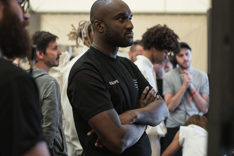 "Virgil Abloh's ""Figures of Speech"" Exhibition Heading to Atlanta atl dates artworks nike ikea collaborations instillations sculptures juergen teller"