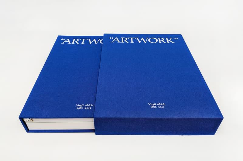 Virgil Abloh Special Edition Figures of Speech Book Release Atlanta Kanye West Louis Vuitton Playboi Carti IKEA Prestel Publishing Exhibition