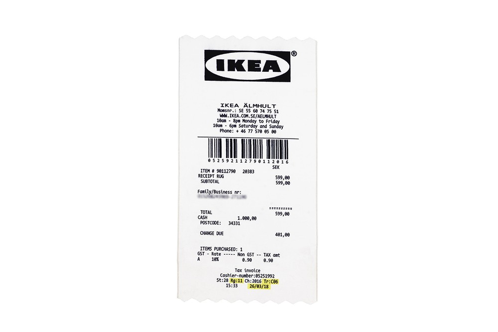 Virgil Abloh x IKEA MARKERAD UK & Ireland Release Information Croydon Wembley Dublin Free Tickets Eventbrite Slots Sign Up Raffle How to Purchase Collection Pieces Limited Edition Homeware Off-White ™