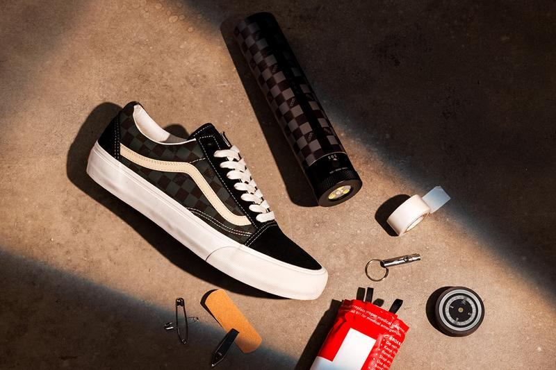 VSSL x Vans Sk8-Hi, Old Skool, Era Kit mountain mte vlt vault lx sneaker collaboration collection november 1 2019 drop release date info buy italian leather canada camp