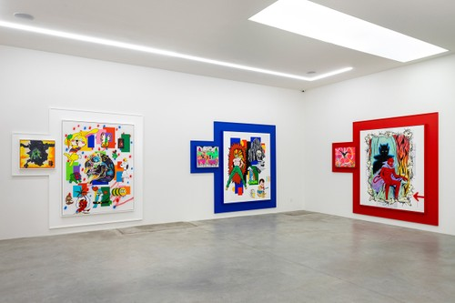 """Wes Lang Is """"Taking off for Other Dimensions"""" in New Copenhagen Exhibition"""