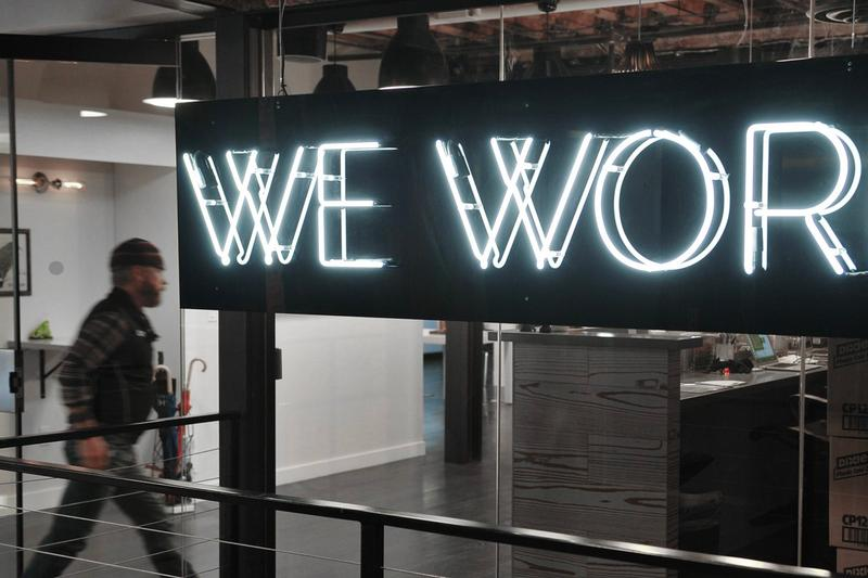 WeWork Reportedly Expecting Significant Layoffs the we company coworking space IPO adam neumann