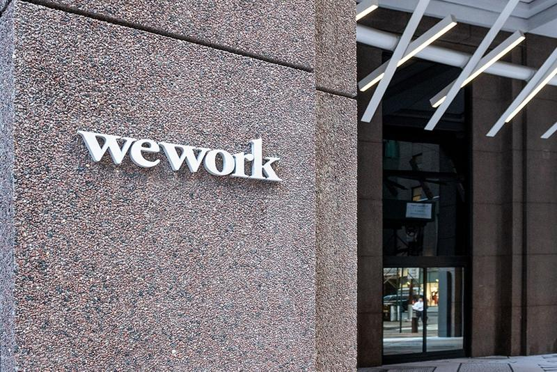 WeWork Out of Money Adam Neumann Softbank