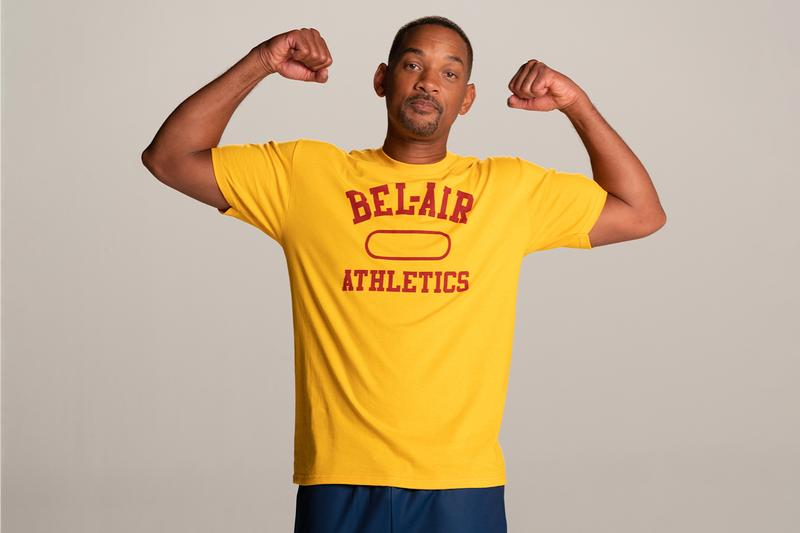 will smith fresh prince bel air athletics fashion collection release date willsmith.com reversible academy track jacket basketball jerseys shorts uv reactive t shirts tshirts hoodies