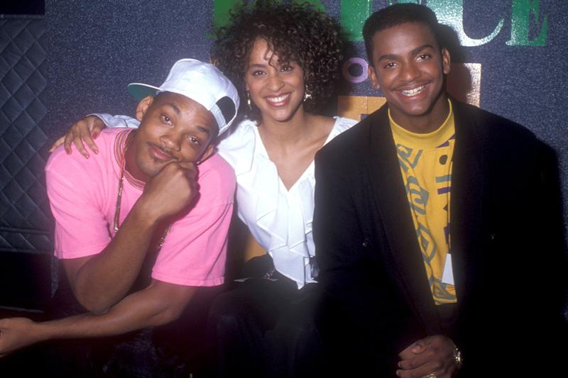 'The Fresh Prince of Bel-Air' Will Smith Tatyana Ali Alfonso Ribeiro