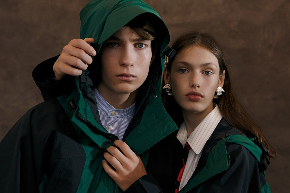 Wood Wood's FW19 Editorial Highlights The North Face, UNDERCOVER & More