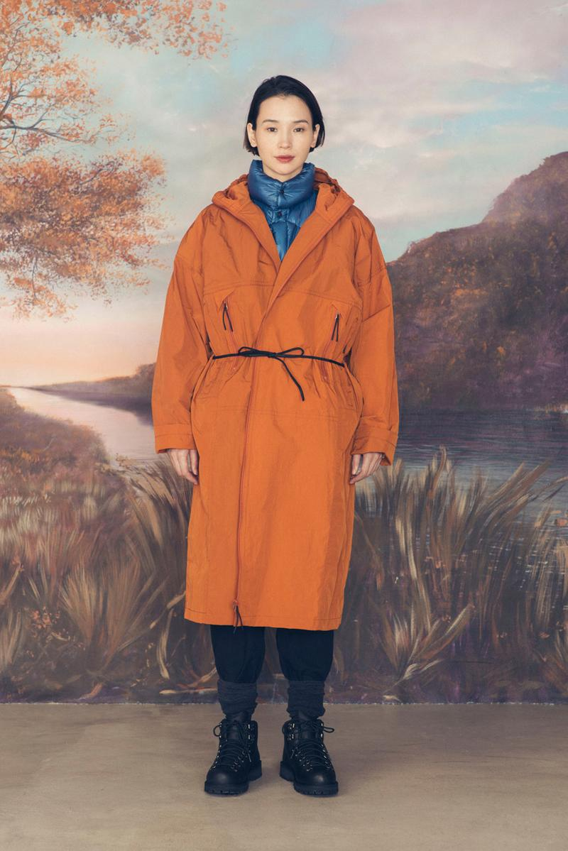Woolrich Fall Winter 2019 Quiet Sports Collection outdoor heritage 80s 90s outerwear parka jacket puffer bomber gore tex pertex primaloft lookook