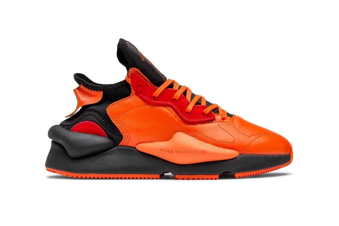 adidas Y-3 Kaiwa Orange \u0026 Black EF7523