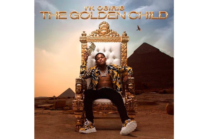 YK Osiris The Golden Child Album Stream Tory Lanez Ty Dolla $ign Kehlani Russ