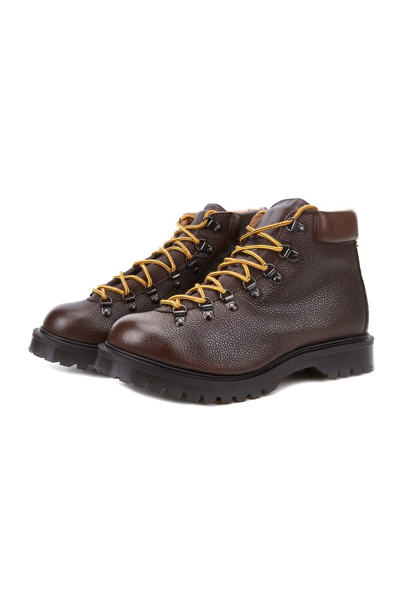 YMC SOLOVAIR Monk Shoes and Walking Boots footwear shoes traditional 130 years Sole Of Air PVC durability full grain leather fine