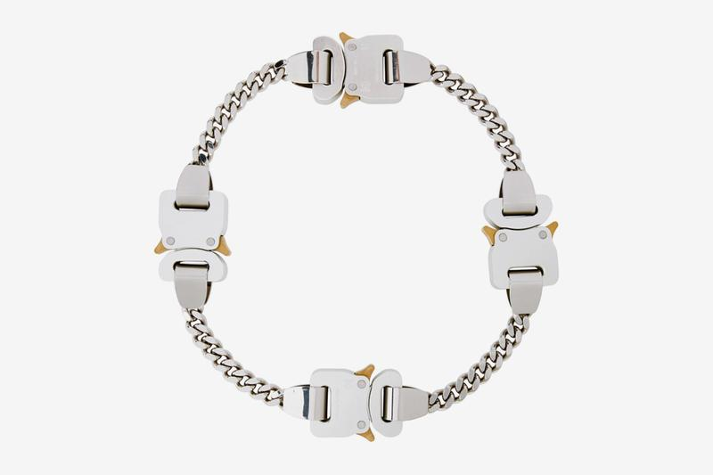 1017 ALYX 9SM Buckle Hero Chain Necklace Release Where to buy Price 2019