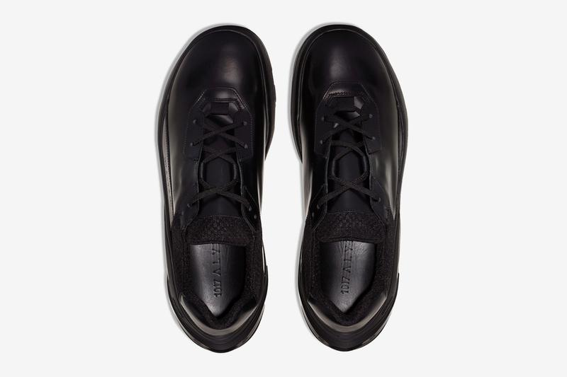 1017 ALYX 9SM Leather Low Top Sneakers Release info Date Buy Matthew M Williams