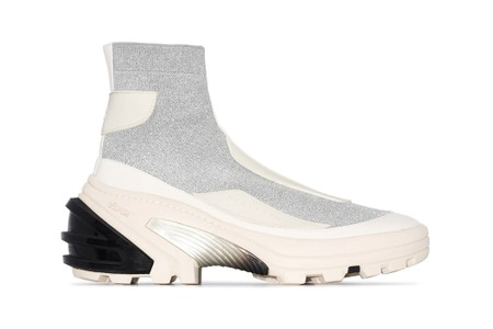 1017 ALYX 9SM Gives the Sock Sneaker Trend a Spin
