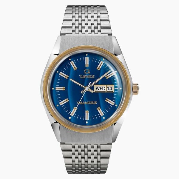Q Timex Reissue Falcon Eye Watch