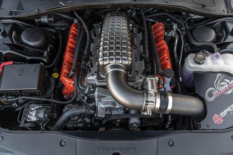 1525 Horsepower AWD SpeedKore Dodge Charger Release Info Speed Video Black