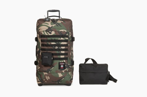 AAPE by A Bathing Ape x Eastpak Capsule Release