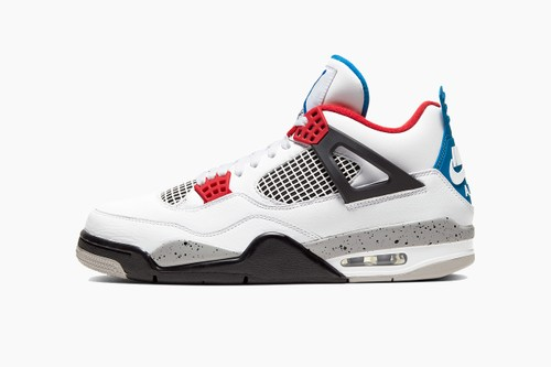 "Air Jordan 4 ""What The"""
