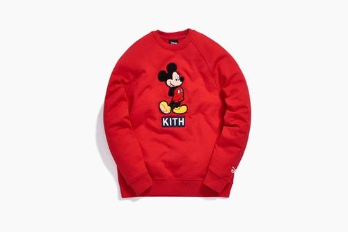 Disney x KITH Collection