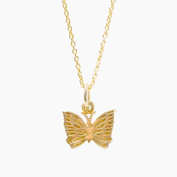 Needles Papillon Necklace