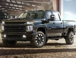 Chevrolet Teams up With Carhartt on a Special Edition 2021 Chevrolet Silverado HD