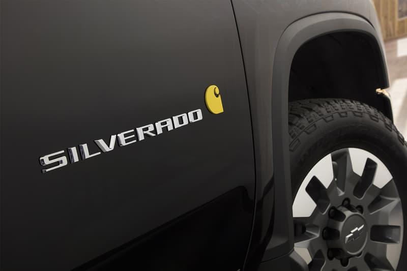 2021 Chevrolet Silverado HD Carhartt Special Edition ...