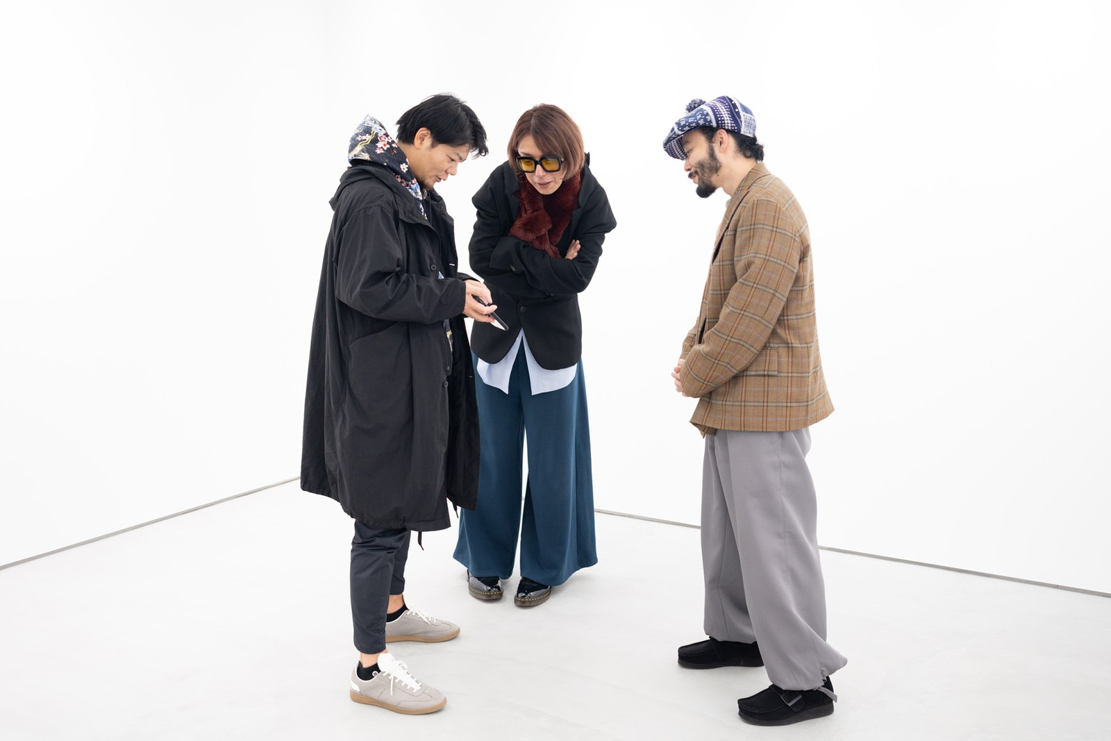 "Motofumi ""Poggy"" Kogi Reveals The New 2G Studio First Time Daniel Arsham Hajime Sorayama Art Fashion Shibuya PARCO Snarkitecture BE@RBRICK"