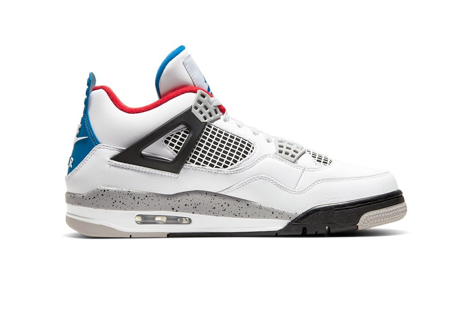 """StockX Celebrates 30 Years of The Air Jordan 4 With """"What The"""" Colorway"""