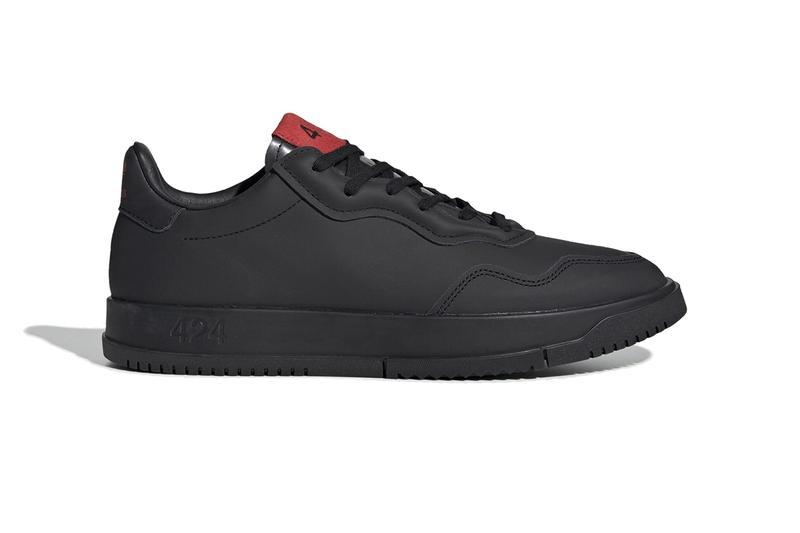 424 x adidas Consortium SC Premiere & Pro Model Release Information First Look Collaboration Originals Three Stripes Minimal Footwear Drop Cop Sneakersnstuff Black White Cream Red Label Fairfax