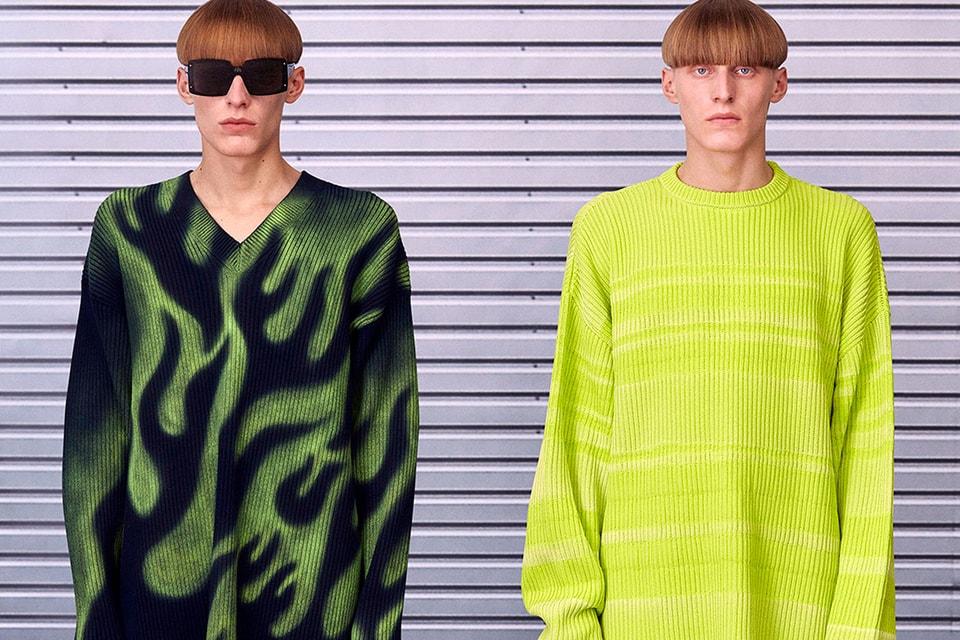 Balenciaga Explores Idiosyncratic Styling in Spring 2020 Lookbook