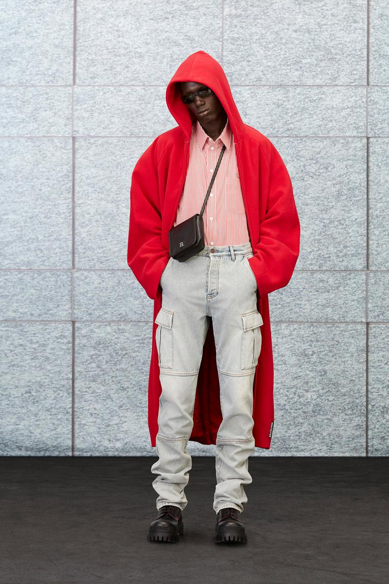 Balenciaga Spring/Summer 2020 Collection Lookbook ss20 demna gvasalia menswear womenswear