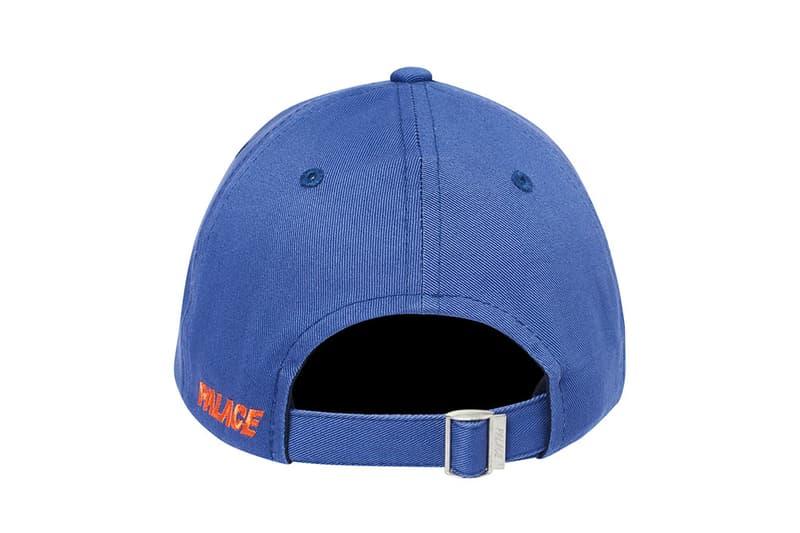 Palace Winter 2019 Week Six Drop List Skateboards Pertex Jackets Corduroy T-Shirts Beanies Baseball Caps Ear Warmer Caps