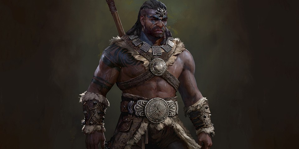 New Video Shows the 'Diablo IV' Barbarian in Action