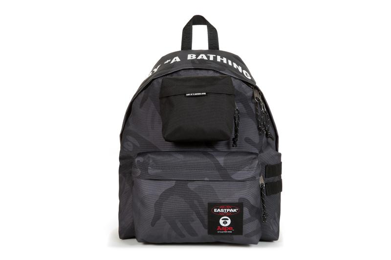 AAPE by A Bathing Ape x Eastpak Capsule Release Price Where to buy 2019 Collaboration