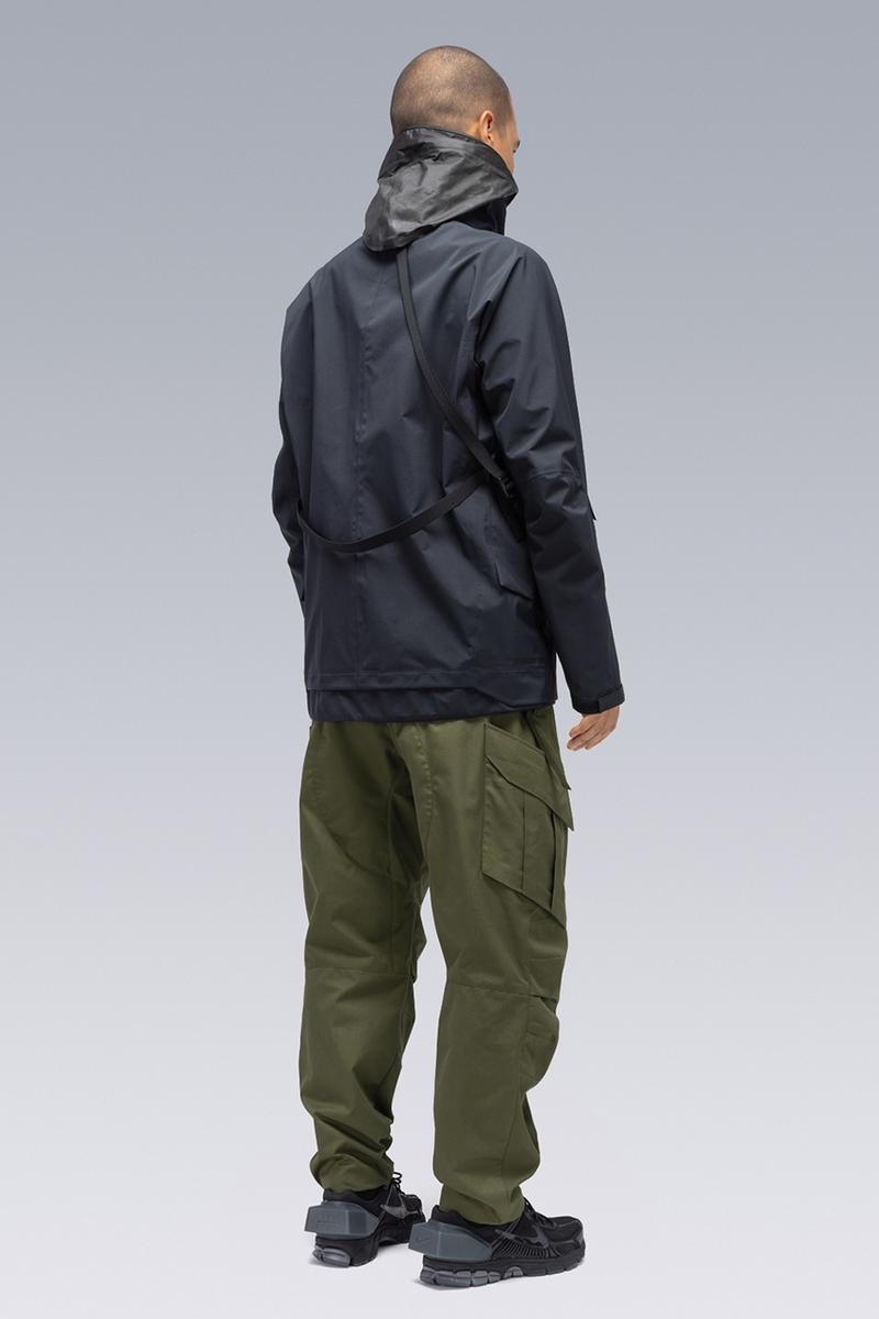 ACRONYM Fall/Winter 2019 Collection Delivery Two second drop release fw19 20 errolson hugh looks styling jacket pants knit J27-GT P33-DS J44-SD J78-WS NG5-AK LA6B-AD