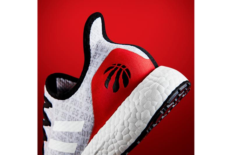 "Toronto Raptors x adidas AM4 ""World Champs"" release info basketball 2019 nba championship kyle lowry adidas speedfactory three stripes"