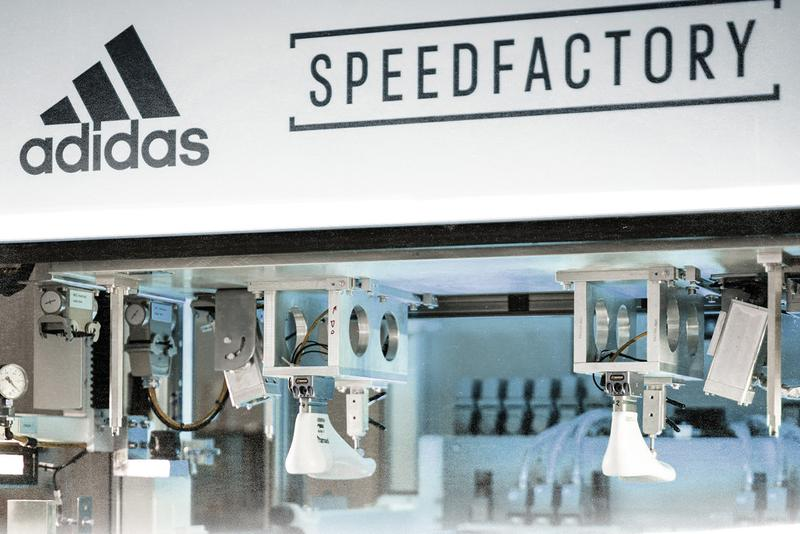 adidas Close Robot Factories Germany US Atlanta Martin Shankland Ansbach Georgia SPEEDFACTORY manufacturing innovative rapid