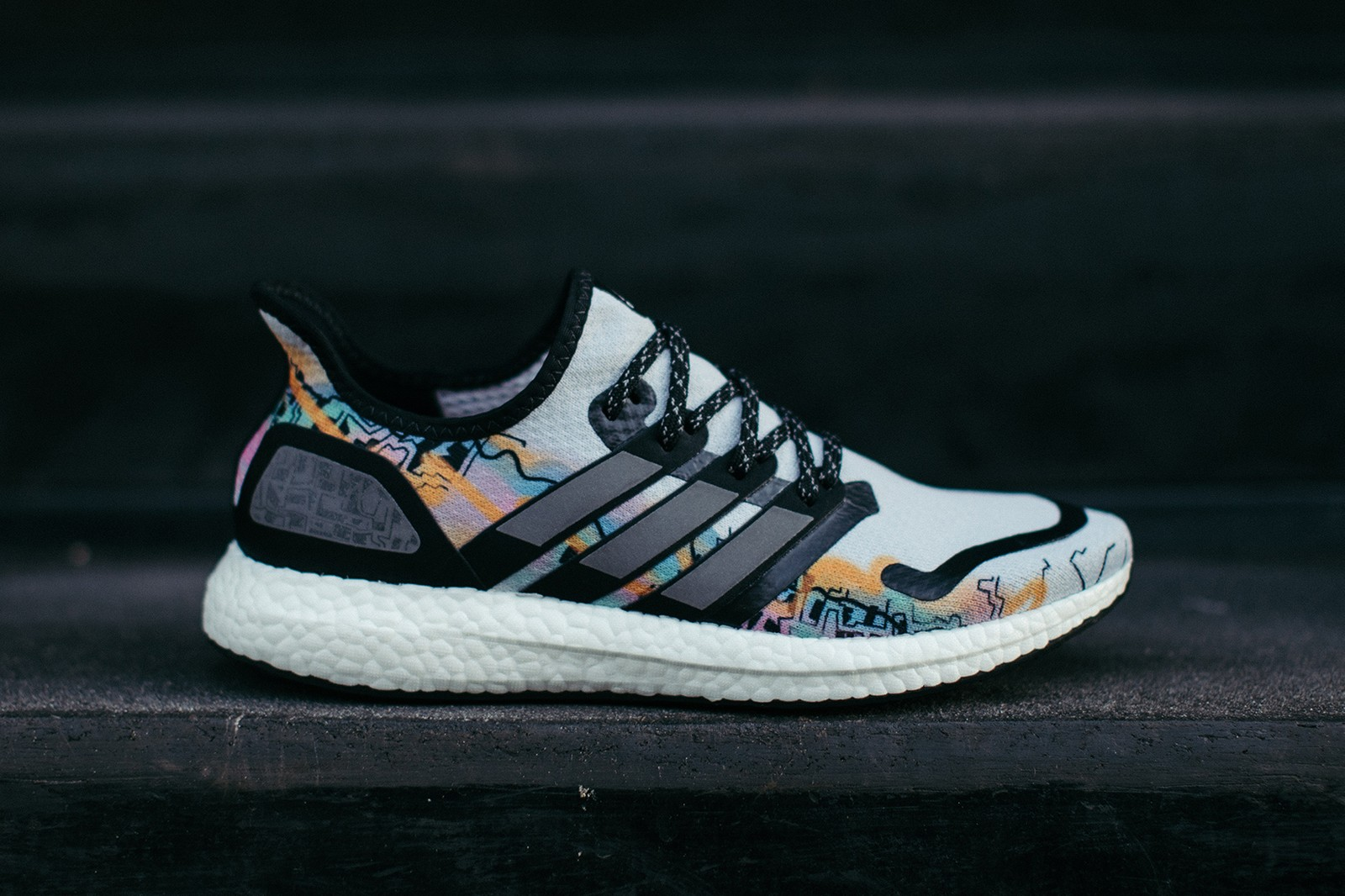 popular mundo nada  adidas and Foot Locker Drop SPEEDFACTORY AM4 ULTRABOOST CP LONDON |  HYPEBEAST