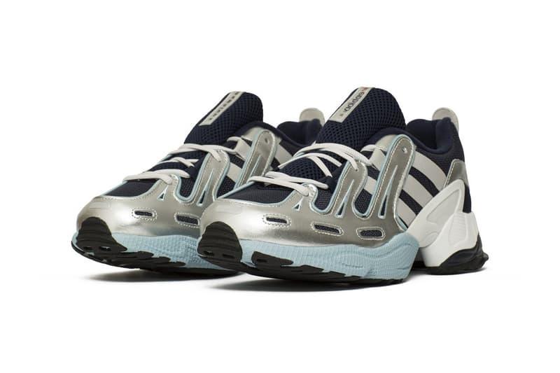 adidas originals eqt gazelle silver grey navy chmielna 20 release information buy cop purchase sneaker footwear details leather mesh