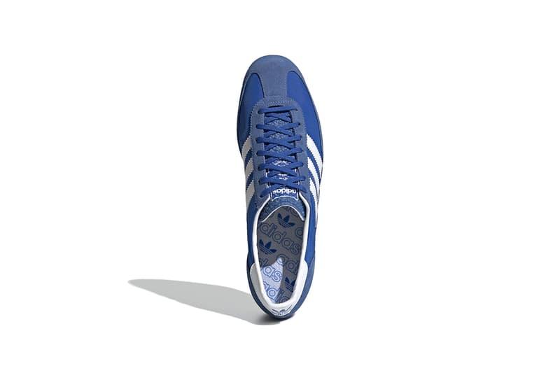 "adidas Originals SL72 ""Blue/Ftwr White"" Release Information Cop Online SNS Sneakersnstuff OG Sneaker Footwear Three Stripes Light Weight 1972 Munich Olympics"