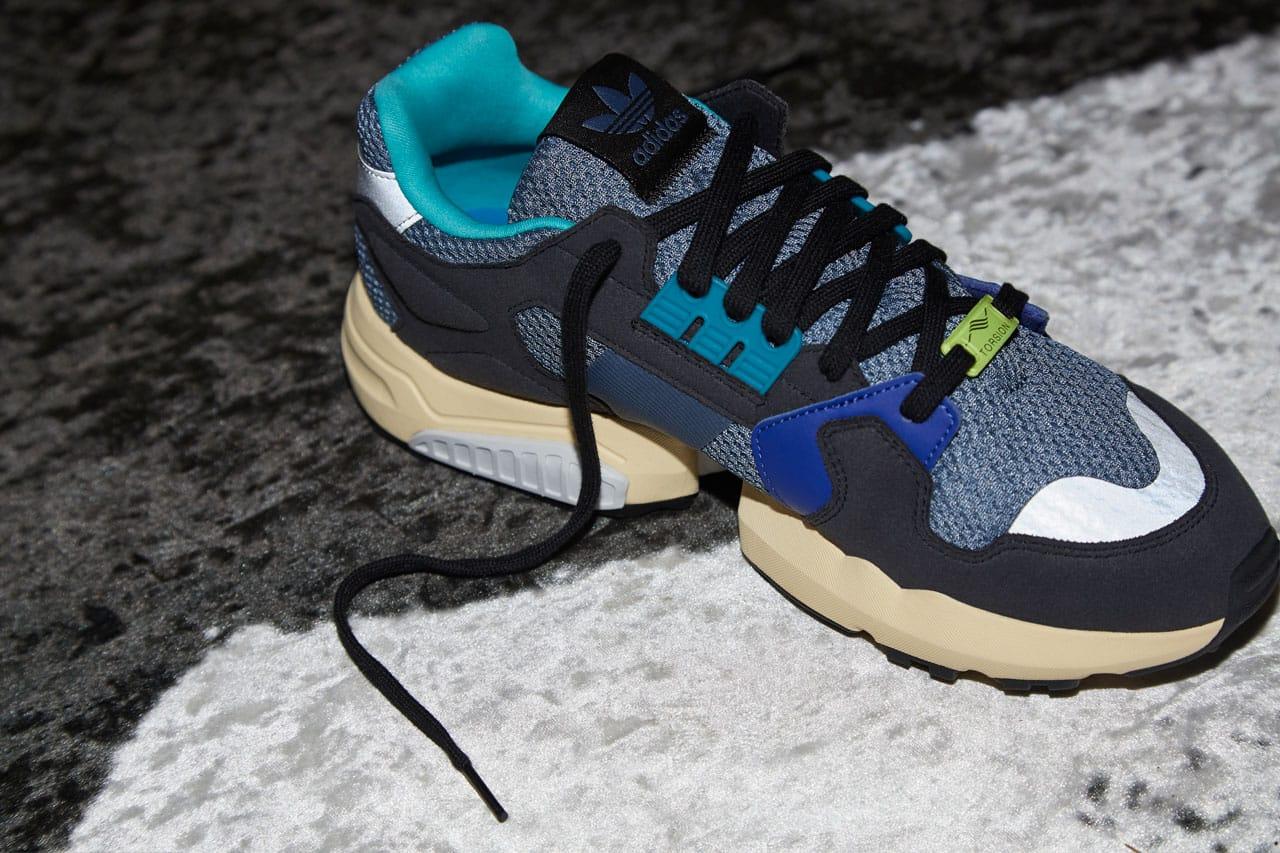 adidas Originals ZX Torsion \u0026 Torsion X