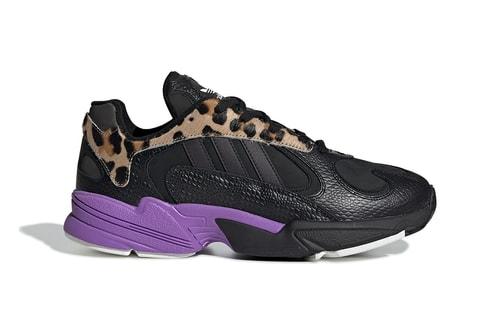 adidas Originals Updates Yung-1 With Cheetah & Snake Skin